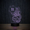 3D-164 3D LED Illusion Lamp-3D Lamp-Lamplanet