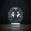 3D-167 3D LED Illusion Lamp-3D Lamp-Lamplanet