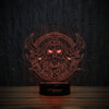 3D-169 3D LED Illusion Lamp-3D Lamp-Lamplanet