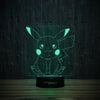 3D-182 3D LED Illusion Lamp-3D Lamp-Lamplanet
