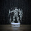 3D-45 3D LED Illusion Lamp-3D Lamp-Lamplanet