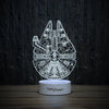 3D-5 3D LED Illusion Lamp-3D Lamp-Lamplanet