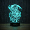 3D-52 3D LED Illusion Lamp-3D Lamp-Lamplanet