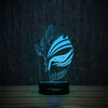 3D-77 3D LED Illusion Lamp-3D Lamp-Lamplanet