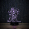 3D-82 3D LED Illusion Lamp-3D Lamp-Lamplanet