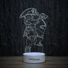 3D-88 3D LED Illusion Lamp-3D Lamp-Lamplanet