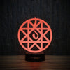 3D-91 3D LED Illusion Lamp-3D Lamp-Lamplanet