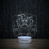 3D-95 3D LED Illusion Lamp