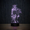 3D-96 3D LED Illusion Lamp-3D Lamp-Lamplanet