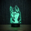 Focused Husky-3D Lamp-Lamplanet