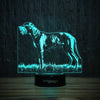 Great Dane Daddy-3D Lamp-Lamplanet