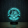 Homeland Security-3D Lamp-Lamplanet