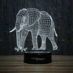 PHP vs Ruby-3D Lamp-Lamplanet