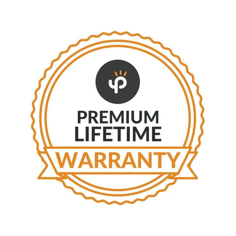 Premium Lifetime Warranty-Lamplanet