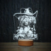 Shih Tzu With Hat-3D Lamp-Lamplanet