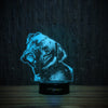 The Boxer Boss-3D Lamp-Lamplanet