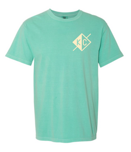 Journey Comfort Color Tee - Mojito