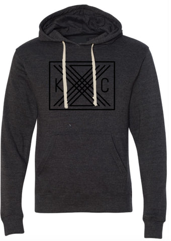 Together Premium Hoodie - Charcoal