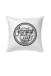 Kansas City Local Pillow