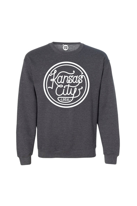 KC LOCAL Unisex Crewneck Sweatshirt