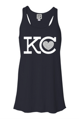 KC Heart Flow Tank