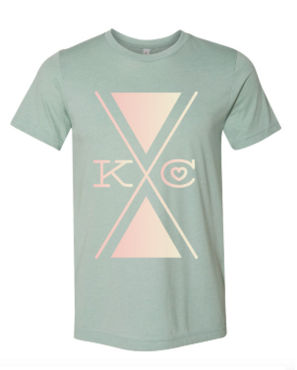 KC Twilight Unisex Tee - Mint