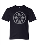 Tomahawk (circle) YOUTH tshirts