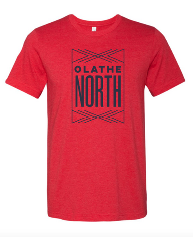 Olathe North Soft Blend T-shirt