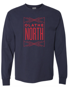 Olathe North Soft Comfort Wash Long Sleeve