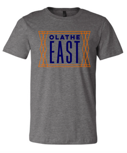 Olathe East Soft Blend T-shirt