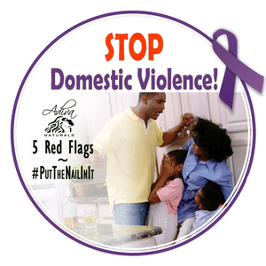 Stop Domestic Violence Break the Cycle of Abuse
