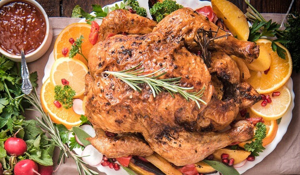 Nadira Chase's  Favorite Jerk Turkey Recipe