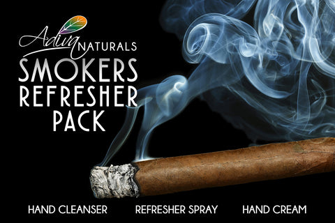 Adiva Naturals Smokers Refresher Pack