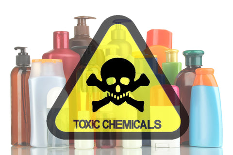 Harmful Toxic Chemicals to avoid in Hair Care Skin Care