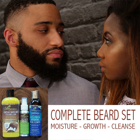 Complete Beard Set