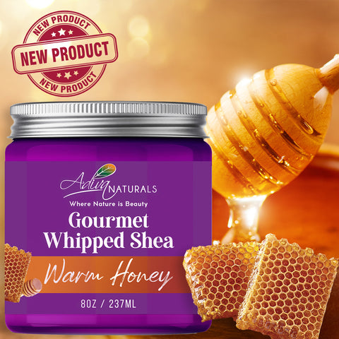 Whipped Shea Butter Warm Honey The Best Body Butter Natural Lotion