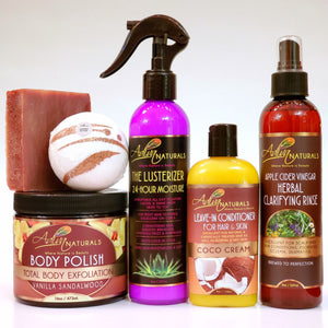 Ultimate 6-pk Coconut Gift Set w/ACV (Free Shipping)