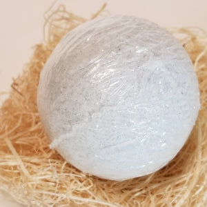 Bath Bomb/Foot Soak - Refreshing Peppermint Tea Tree