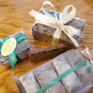 African Raw Premium Black Soap (3 sizes)