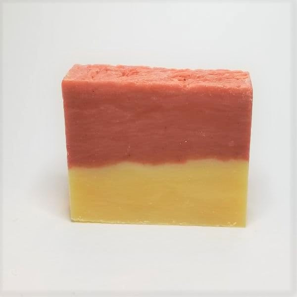 Cranberry & Orange Soap Bar