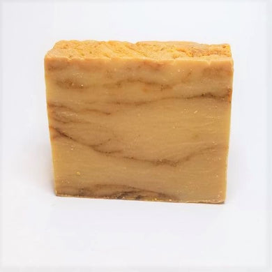 Pumpkin Yum Cake Soap Bar