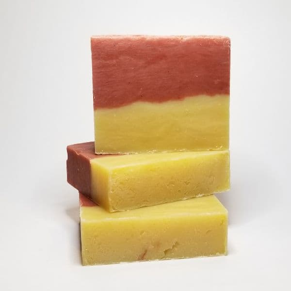 Cranberry & Orange Soap 3-pack
