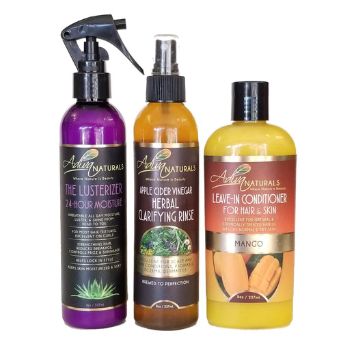 Locs Care Kit Deluxe LIC (5 Flavors)