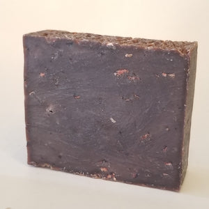 Rich Vanilla and Oatmeal Soap Bar