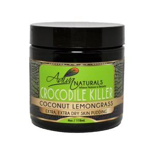 Crocodile Killer Dry Skin Pudding (3 Flavors) 4oz