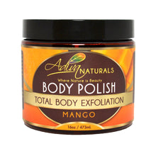 Ginger and Sugar Body Polish Scrub - Mango