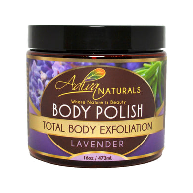 Ginger and Sugar Body Polish (7 Flavors)