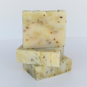 Refreshing Peppermint Tea Tree Soap 3-pack