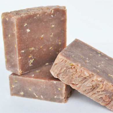 Soothing Oatmeal Milk and Honey Soap 3-pack