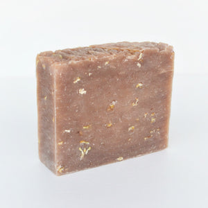 Soothing Oatmeal Milk and Honey Soap Bar